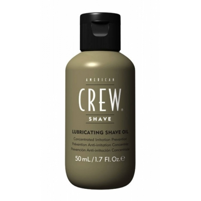 Image of   American Crew Lubricating Shave Oil 50 ml