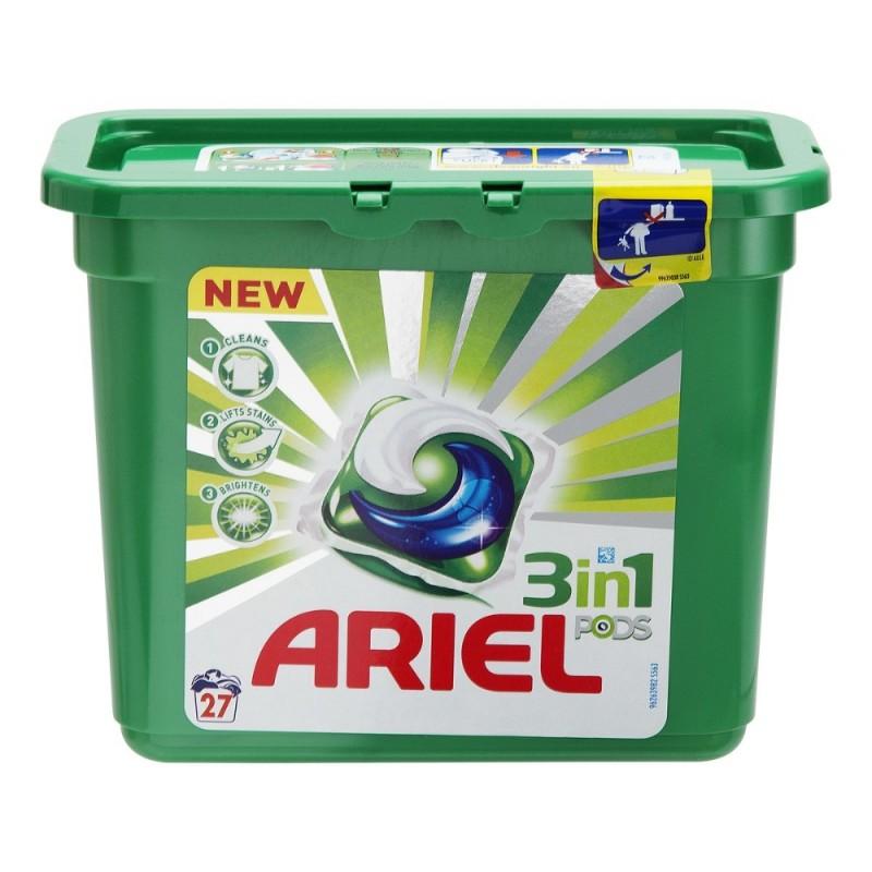 ariel pods 3 in 1 white 27 st kr. Black Bedroom Furniture Sets. Home Design Ideas