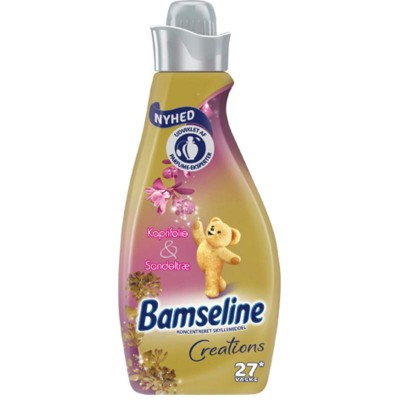 Bamseline Creations Honeysuckle & Sandalwood 750 ml