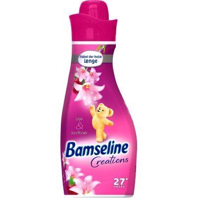 Bamseline Creations Lilje & Jordbær 750 ml