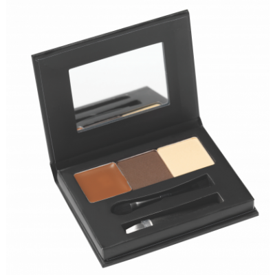 Image of   Barry M. Brow Kit Medium Dark 1 stk