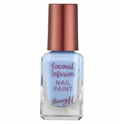Image of   Barry M. Coconut Infusion Nail Paint 01 Laguna 10 ml