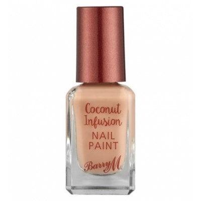 Image of   Barry M. Coconut Infusion Nail Paint 02 Sunkissed 10 ml