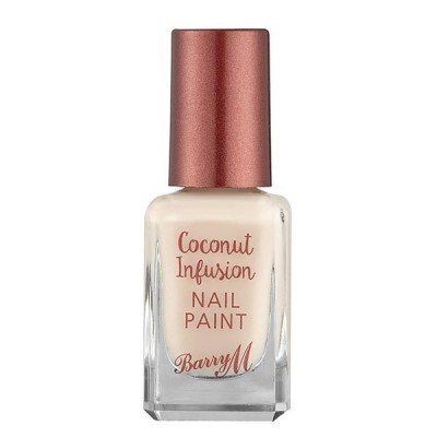 Image of   Barry M. Coconut Infusion Nail Paint 03 Skinny Dip 10 ml