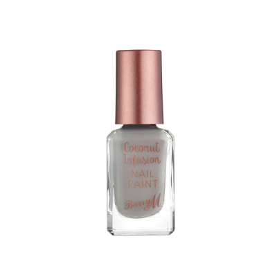 Image of   Barry M. Coconut Infusion Nail Paint 13 Storm 10 ml