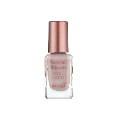 Image of   Barry M. Coconut Infusion Nail Paint 14 Paradise 10 ml