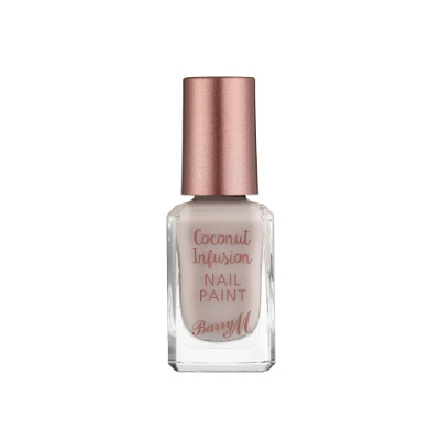 Image of   Barry M. Coconut Infusion Nail Paint 15 Oyster 10 ml