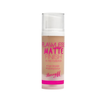 Image of   Barry M. Flawless Matte Finish Foundation 03 Beige 30 ml