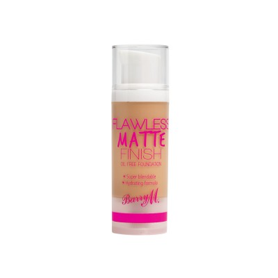 Image of   Barry M. Flawless Matte Finish Foundation 04 Sand 30 ml