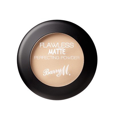 Image of   Barry M. Flawless Matte Perfecting Powder 01 Light 8 g
