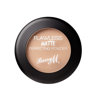 Image of   Barry M. Flawless Matte Perfecting Powder 03 Dark 8 g