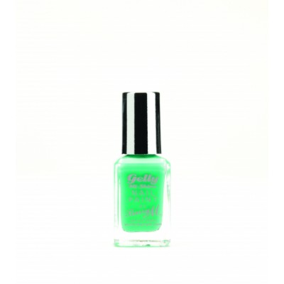 Image of   Barry M. Gelly Nail Paint 12 Green Berry 10 ml