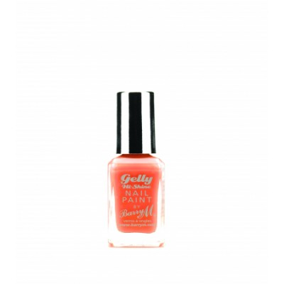 Image of   Barry M. Gelly Nail Paint 13 Papaya 10 ml