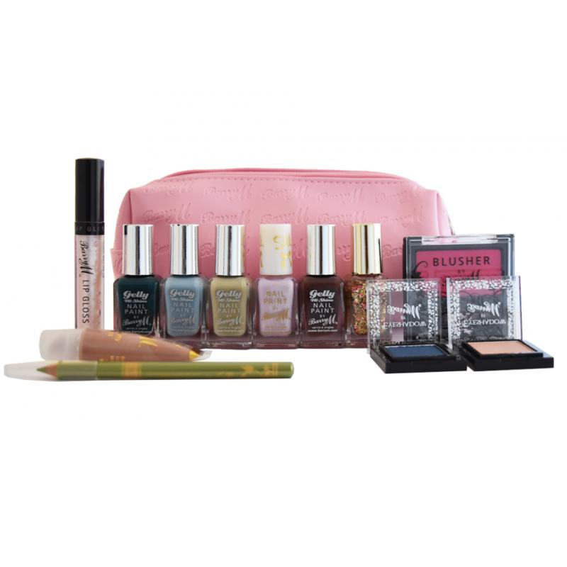barry m makeup kit amp bag 12 stk 795 euro luxpluscom