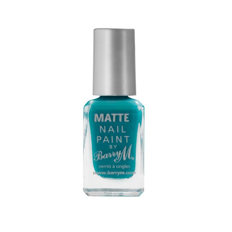 Barry M. Nail Paint Matte 10 Cancun 10 Ml