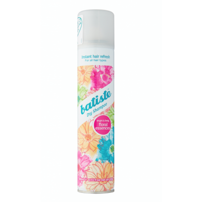 Batiste Floral Dry Shampoo 200 ml