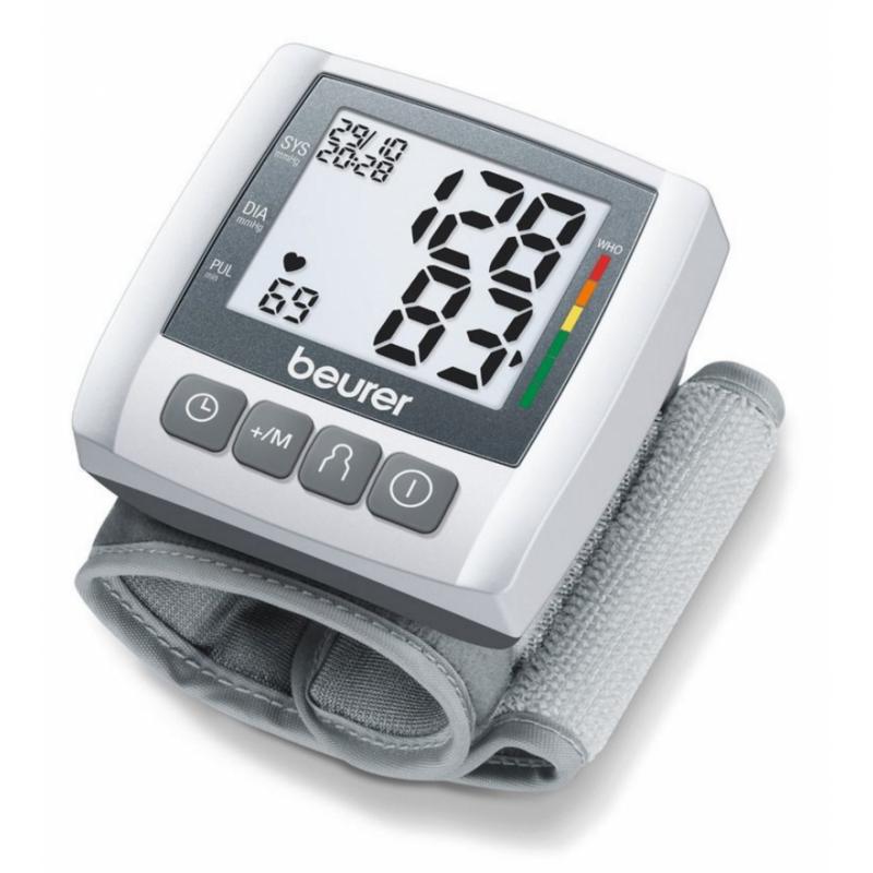 Helbred Beurer BC Blodtryksmaaler til haandled