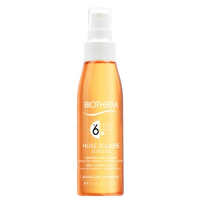Image of   Biotherm Huile Solaire SPF 6 125 ml
