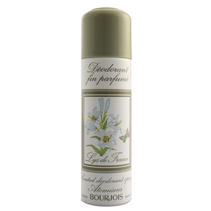 Bourjois Lys De France Deospray 100 ml