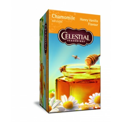 Celestial Honey Vanilla Chamomile Tea 20 sachets