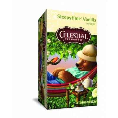 Celestial Sleepytime Vanilla 20 sachets