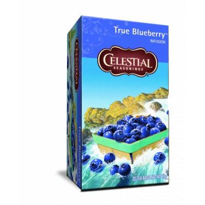 Celestial True Blueberry 20 påsar