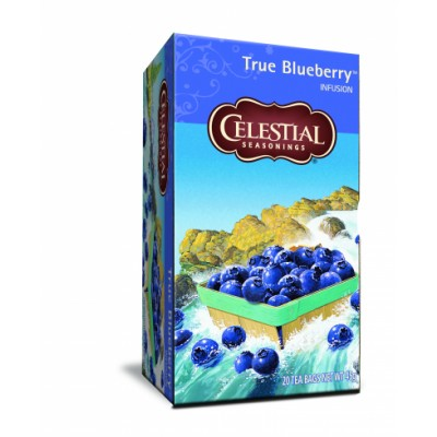 Celestial True Blueberry 20 påsar