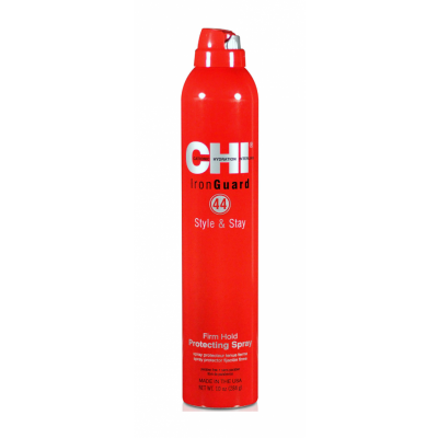 Image of   CHI 44 Iron Guard Style & Stay Firm Hold Protect Spray 284 g