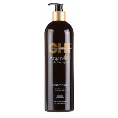 Image of   CHI Argan & Moringa Oil Conditioner 739 ml
