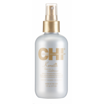 Image of   CHI Keratin Leave-In Conditioner 177 ml