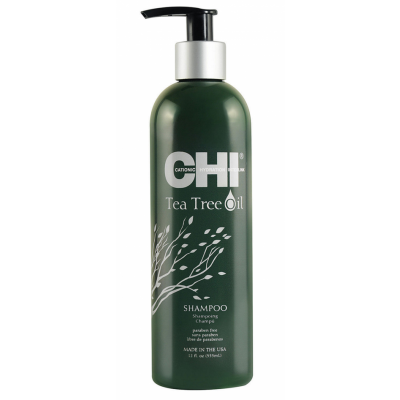 Image of   CHI Tea Tree Shampoo 355 ml
