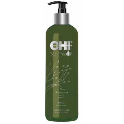 Image of   CHI Tea Tree Shampoo 739 ml