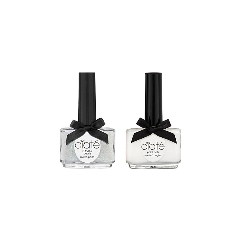 Ciate Caviar Pearls: Ciaté Caviar Manicure Set Mother Of Pearl 60 G + 13,5 Ml