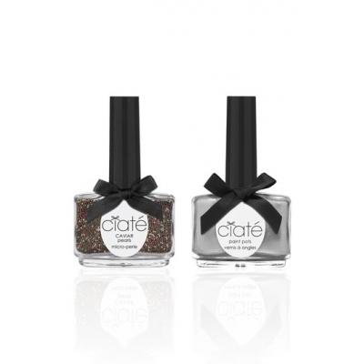 Image of   Ciaté Caviar Manicure Set Stop The Press 60 g + 13,5 ml