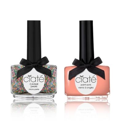Image of   Ciaté Caviar Manicure Set Tutti Frutti 60 g + 13,5 ml