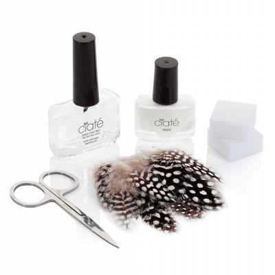 Ciaté Feathered Manicure What A Hoot 13,5 ml + 5 ml