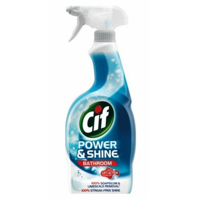 Cif Power & Shine Spray Bathroom 700 ml