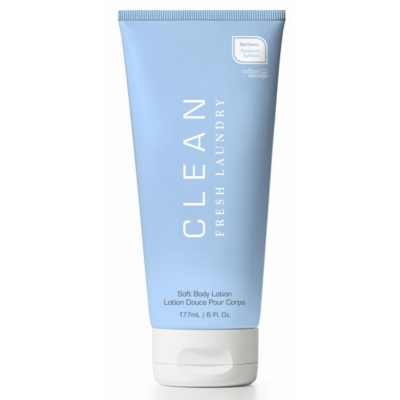 Image of   Clean Fresh Laundry Soft Body Lotion 177 ml