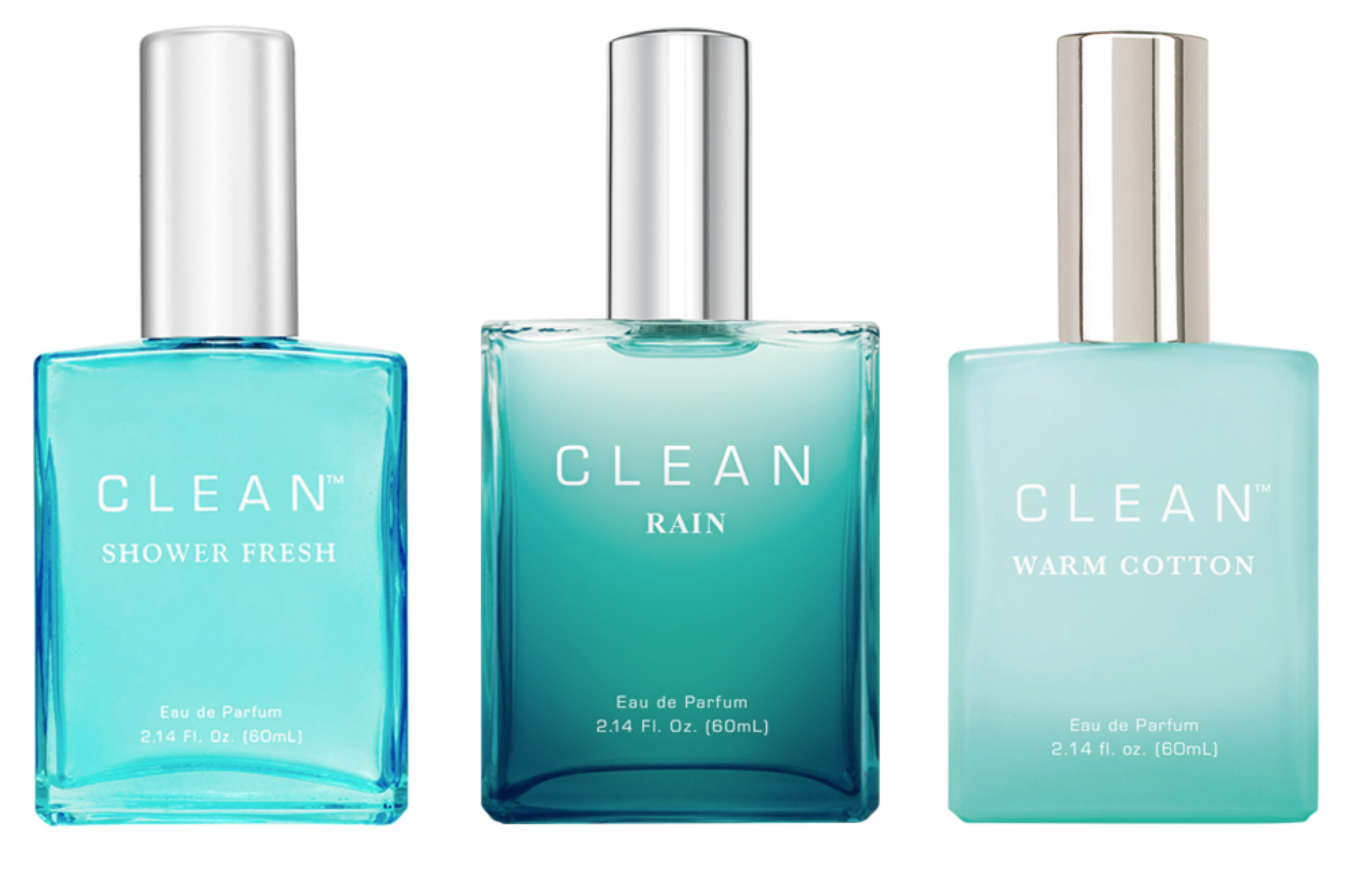 clean parfume rain