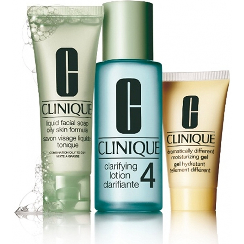 Product Review: Clinique's 3-Step Skincare System for Combination Oil to Oily Skin