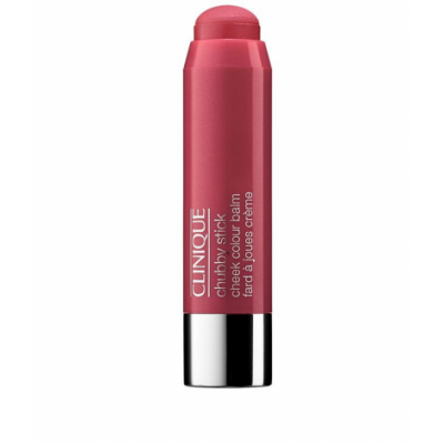 Image of   Clinique Chubby Stick Cheek Colour Balm 04 Plumped Up Peony 3 g