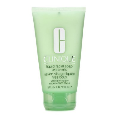 Image of   Clinique Liquid Facial Soap Extra Mild Tube 150 ml