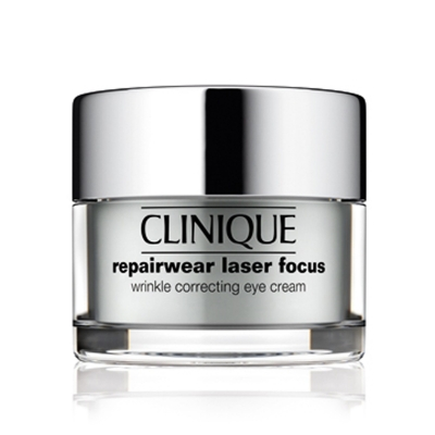 Image of   Clinique Repairwear Laser Focus Wrinkle Correcting Eye Cream 15 ml