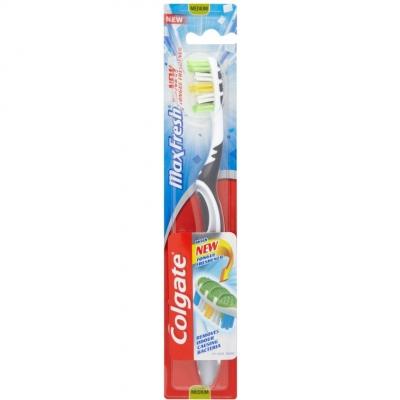 Colgate Max Fresh Medium Toothbrush 1 pcs