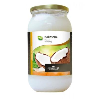 Image of   Cosmoveda Kokosolie Smagsneutral Øko 900 g