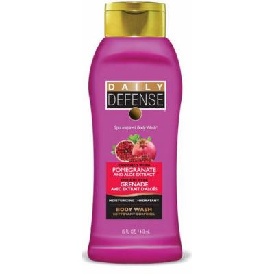 Daily Defense Pomegranate Body Wash 443 ml