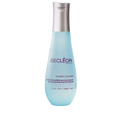 Image of   Decleor Aroma Cleanse Eye Make-Up Remover Gel All Mascaras 150 ml