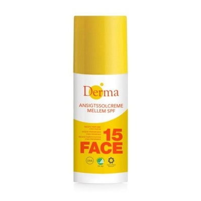 Derma Sunscreen SPF 15 50 ml