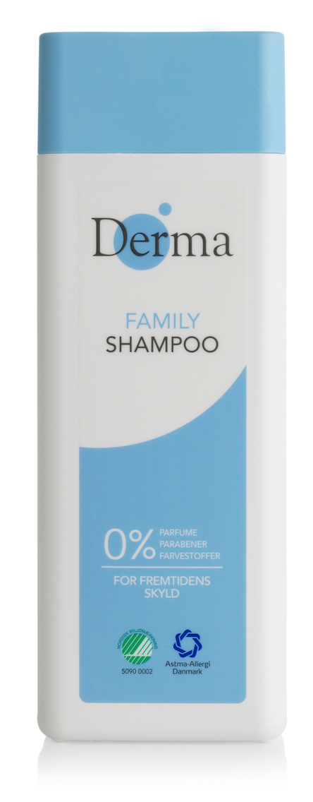 derma family shampoo