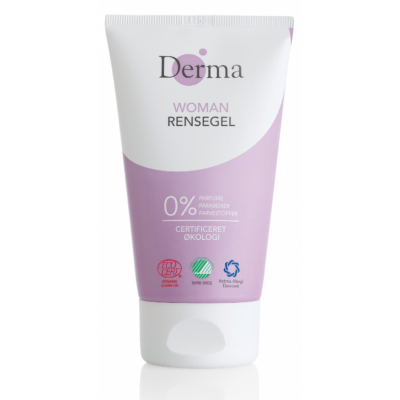 Derma Woman Rensegel 150 ml